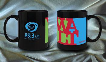 "Get the special edition ""Walt mug"" with a pledge of $120 or more!"