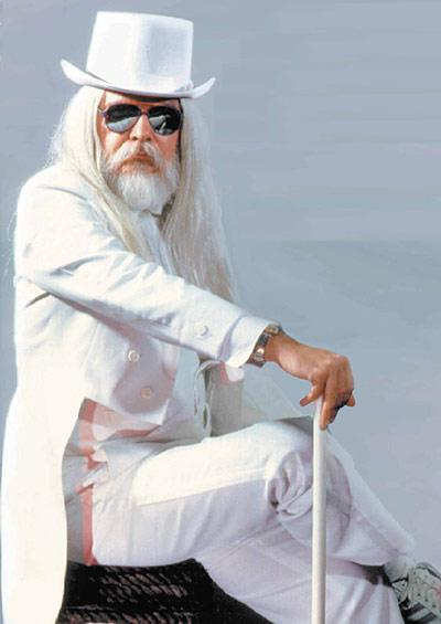 Rock & Roll Hall of Famer Leon Russell performs this weekend at Knuckleheads Saloon