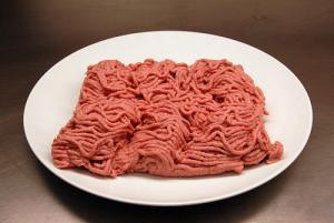 "Lean finely textured beef, or what critics call ""pink slime."""