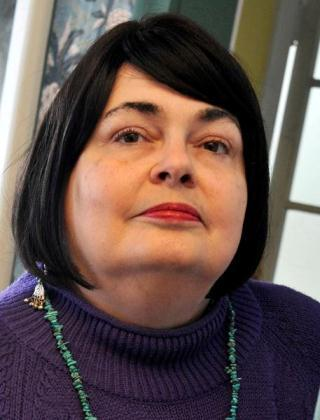 Author Linda Rodriguez.