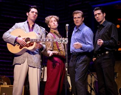 The National Tour of Million Dollar Quartet