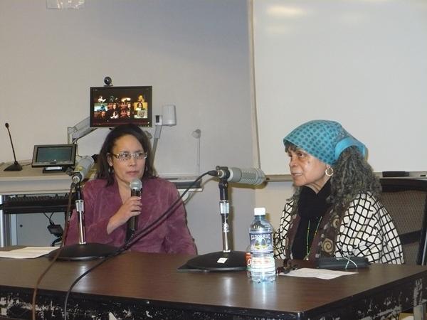 KCUR's Susan B. Wilson interviews poet Sonia Sanchez.