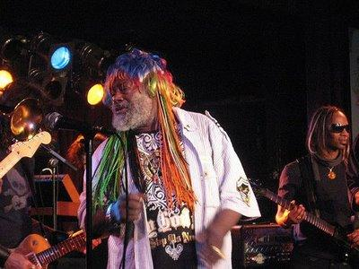 George Clinton and the P-Funk All Stars perform Friday at KC Crossroads