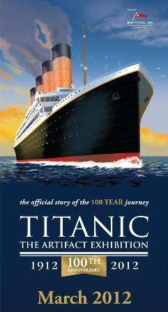 Titanic: The Artifact Exhibition opens Saturday at Union Station