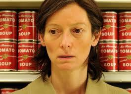 "Tilda Swinton tests a mother's courage in ""...Kevin."""