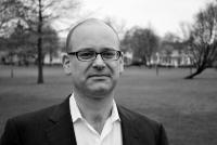 Biographer and art history professor Justin Wolff