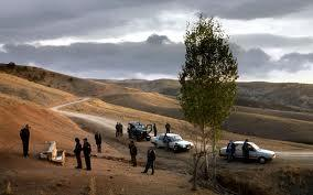 "Scene of the crime in ""Once Upon a Time in Anatolia"