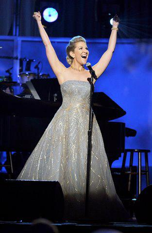 Mezzo Soprano Joyce DiDonato's performance at the 2012 Grammy Awards