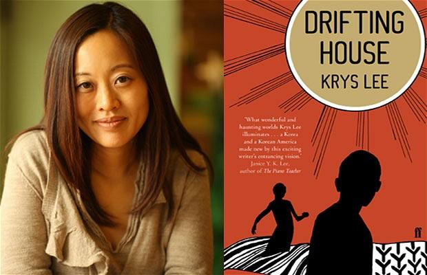"Krys Lee's ""Drifting House"" (story collection), one of Book Doctor Jeff Anne Goudie's picks"