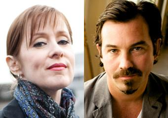 Suzanne Vega and Duncan Sheik appear this weekend at Yardley Hall