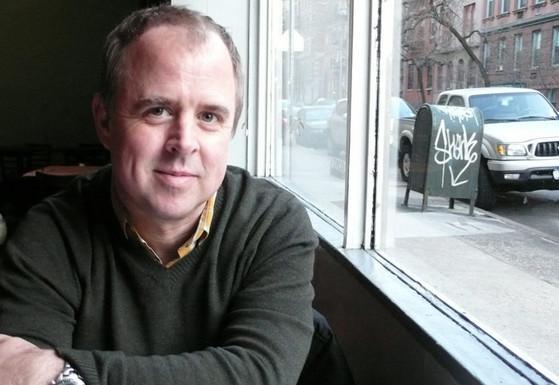 Filmmaker Gary Hustwit