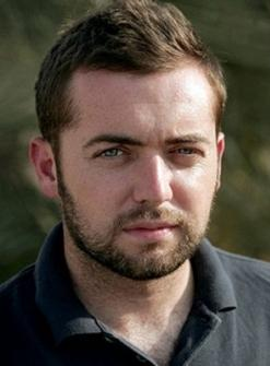 Author and war correspondent Michael Hastings