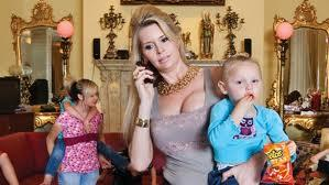 "Rise and fall of the American dream in ""The Queen of Versailles."""