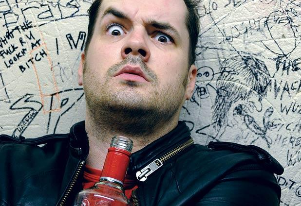 Comedian Jim Jeffries appears this weeekend at Stanford's Comedy Club at the Legends at Village West