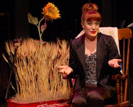 "Katie Gilchrist as Sherie Rene Scott in ""Everyday Rapture"""