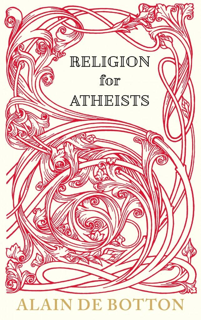 """Religion for Atheists"" UK cover"