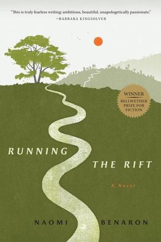 """Running the Rift,"" one of Book Doctor Jeff Anne Goudie's picks"