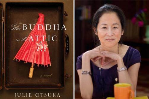 The Buddha in the Attic, one of Book Doctor Grace Suh's picks