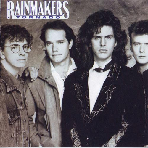 The Rainmakers perform this weekend at Knuckleheads