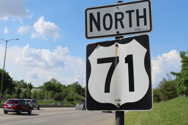 How has U.S. Highway 71 helped or hurt Kansas City, Mo.? Chime in on Twitter with the #TellKCUR hashtag.