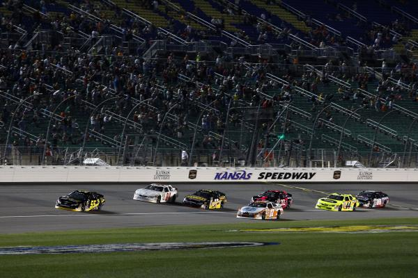 New night games are expected to bring more fans to the Kansas Speedway this summer.