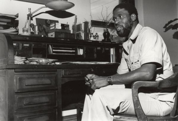 Horace Peterson III, the founder of the Black Archives of Mid-America