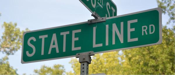 How does the state line affect your life? Tweet us at #TellKCUR.