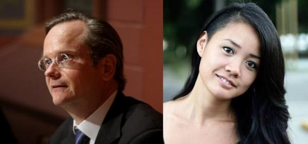 Lawrence Lessig and Kawehi