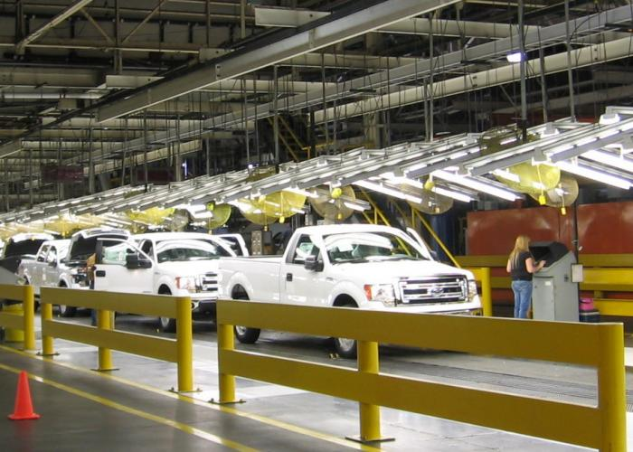 how to get a job at ford plant