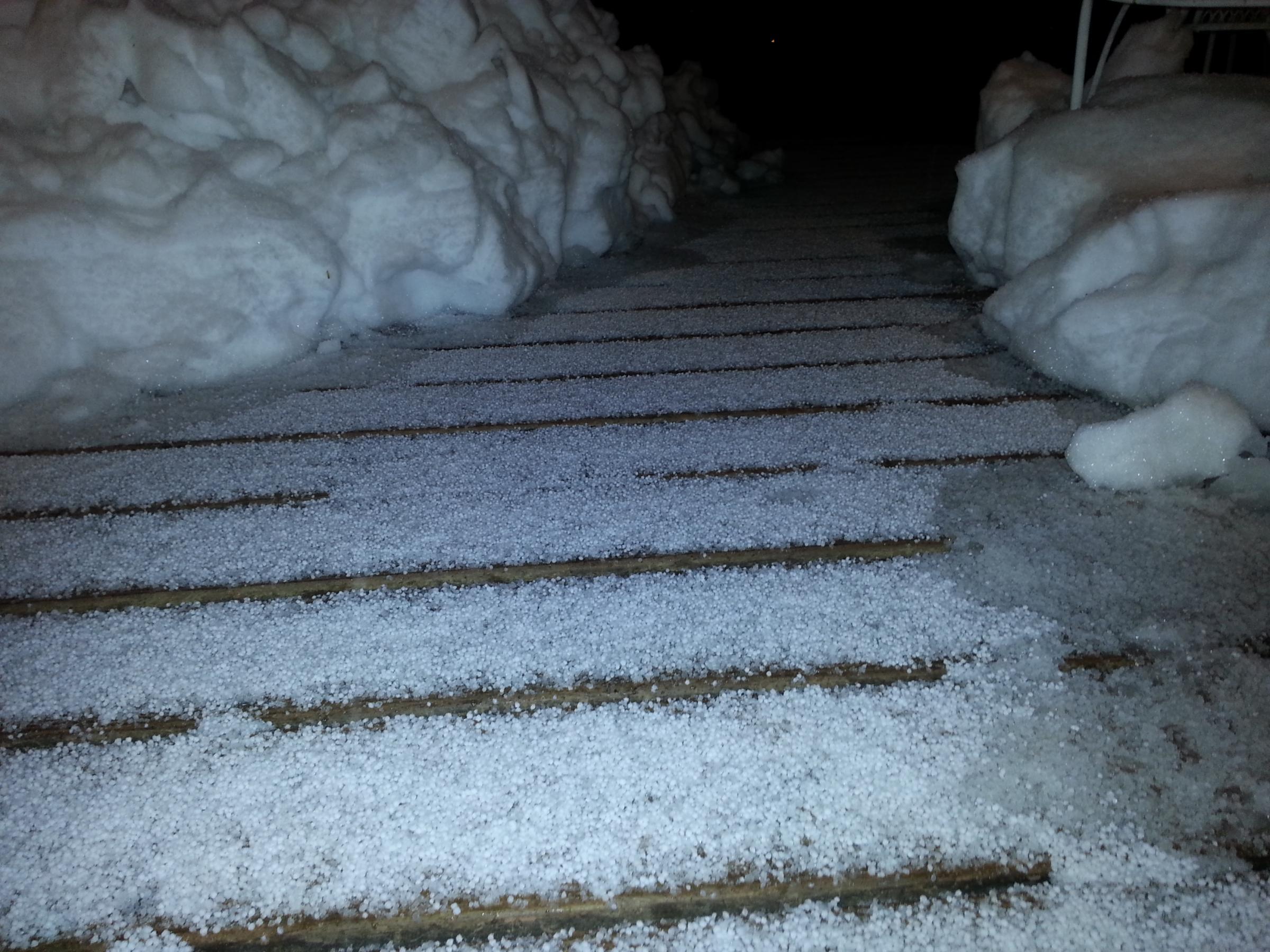 Whiteout Snow