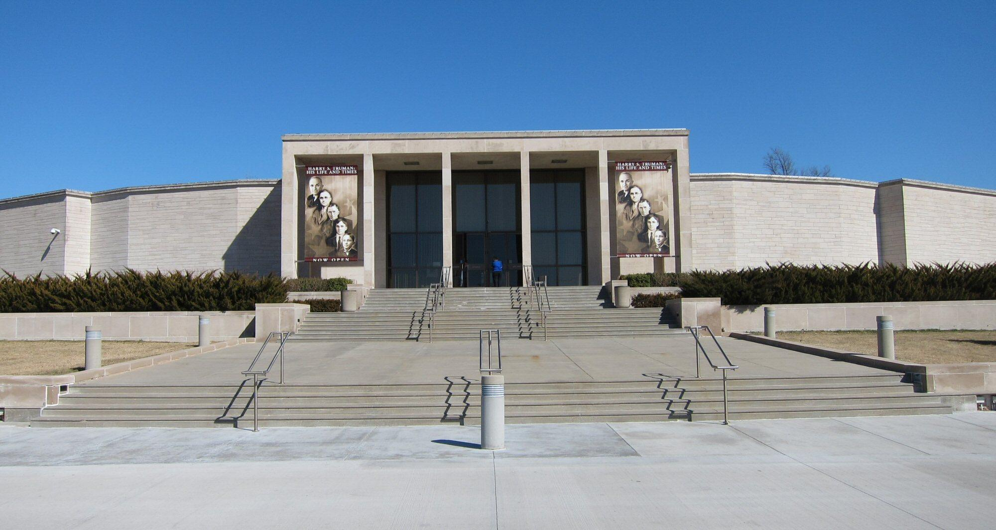 Government Shutdown Closes Truman Library And Museum Kcur