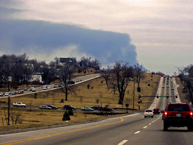 Highway 71 Was Envisioned As Less Than A Freeway More Parkway