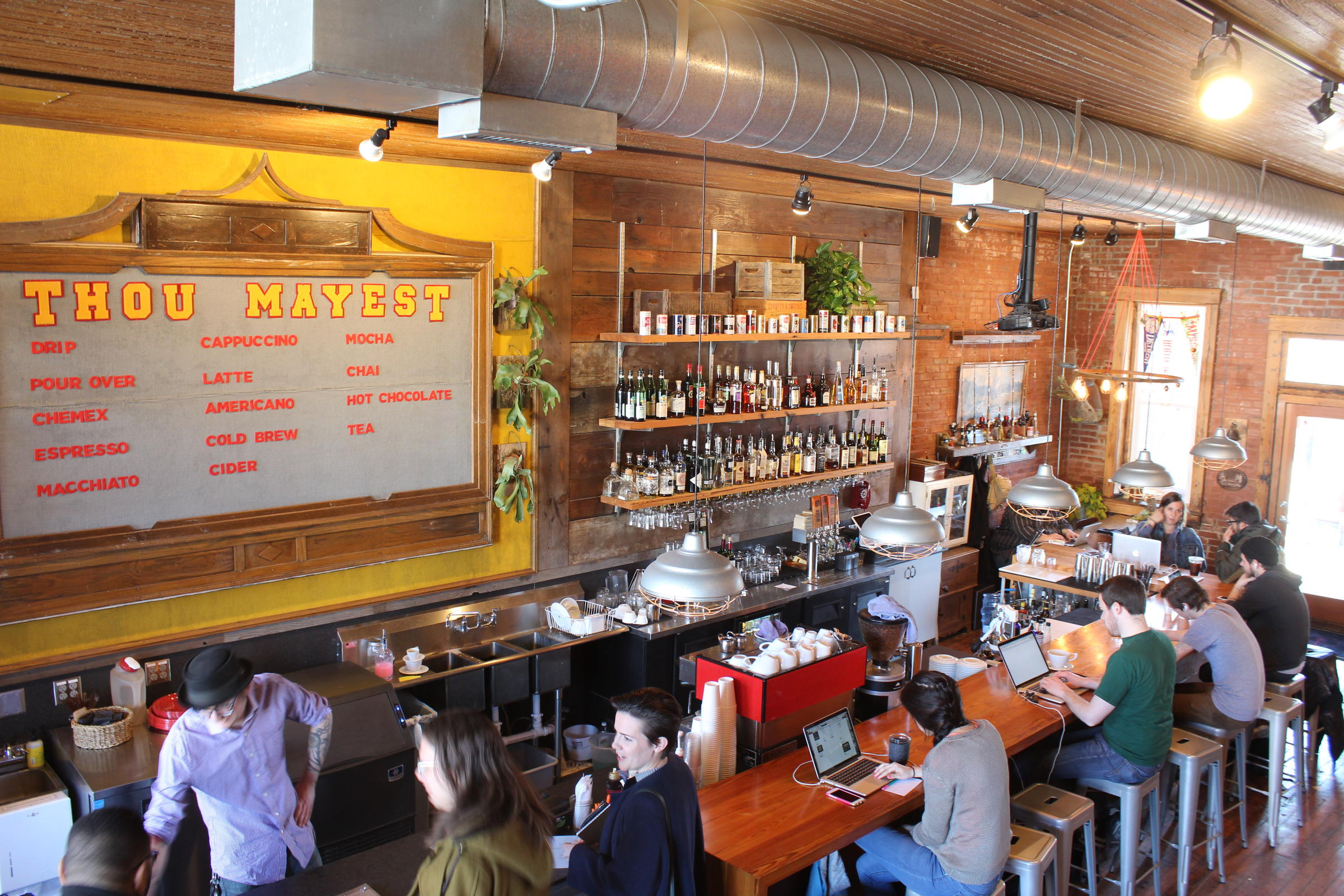 For Kansas City Coffee Shop Ambiance Is In The Details Kcur