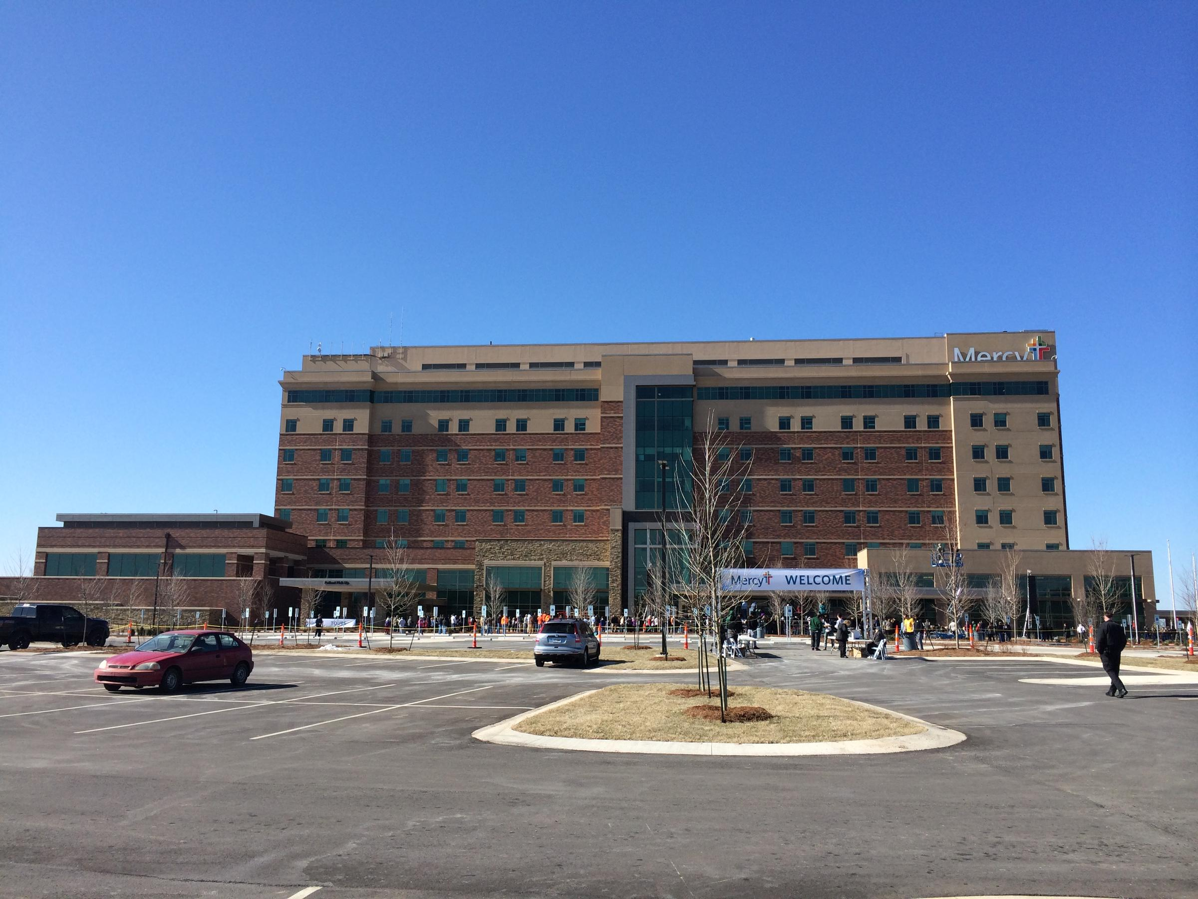 Joplin Unveils Hospital Built To Withstand Tornado-Strength Winds | KCUR