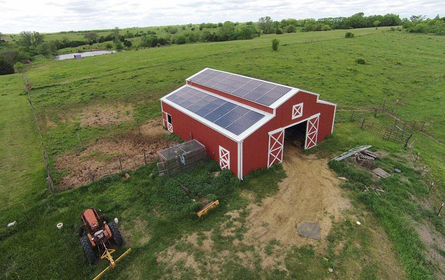 Kansas solar advocates irate over westar proposal kcur for Kansas solar installers