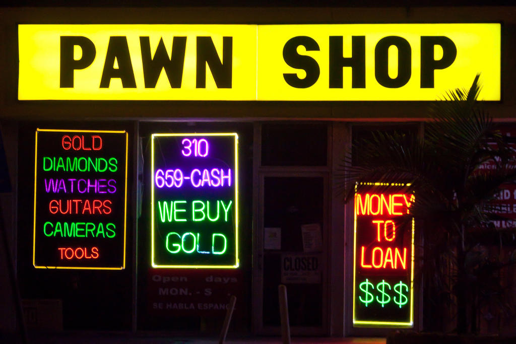 New kansas city pawn shop requirements include video records item holding period kcur Easy pond shop