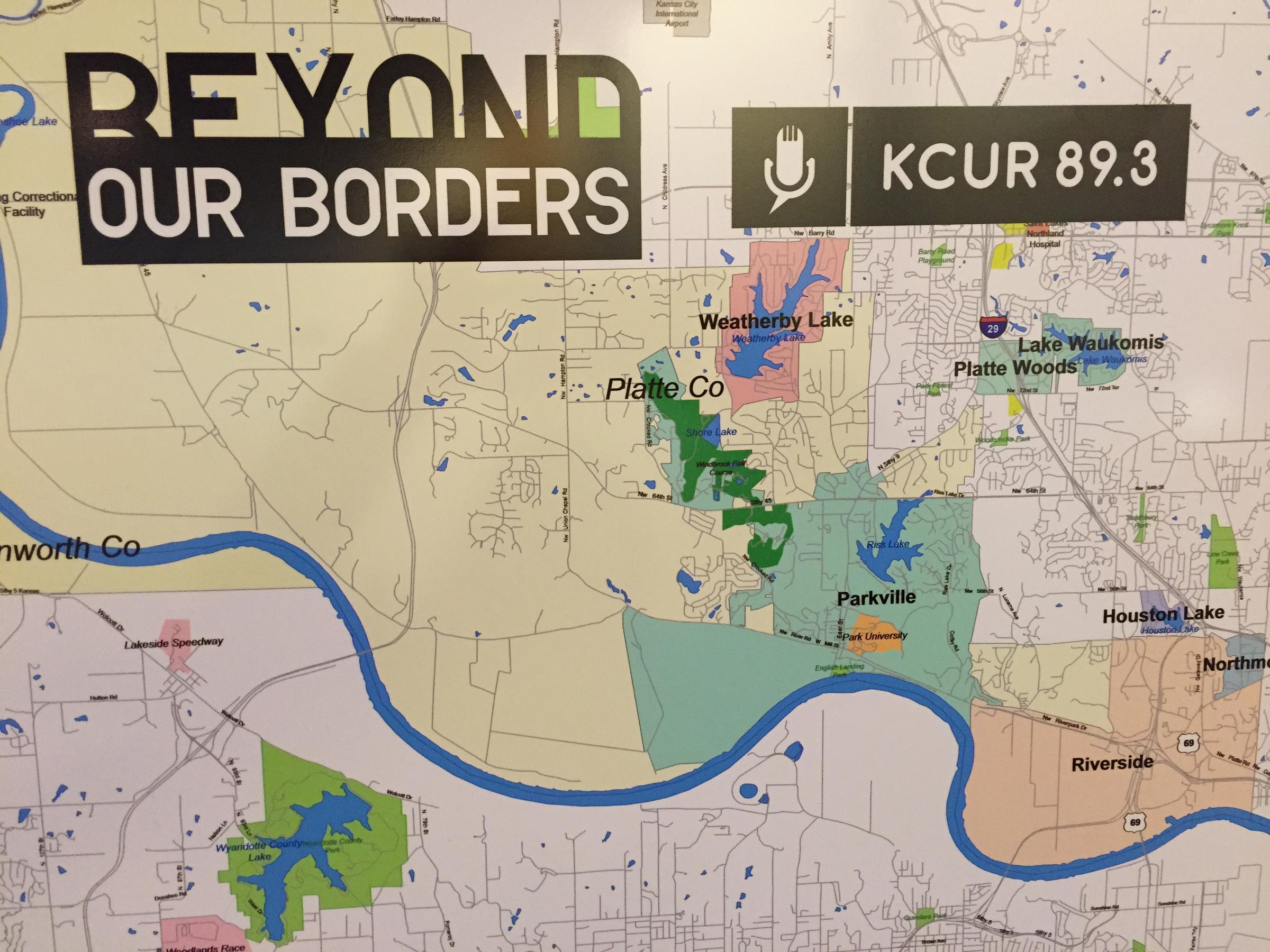 Kansas Citians Go Beyond Our Borders Discuss Lines That Unite