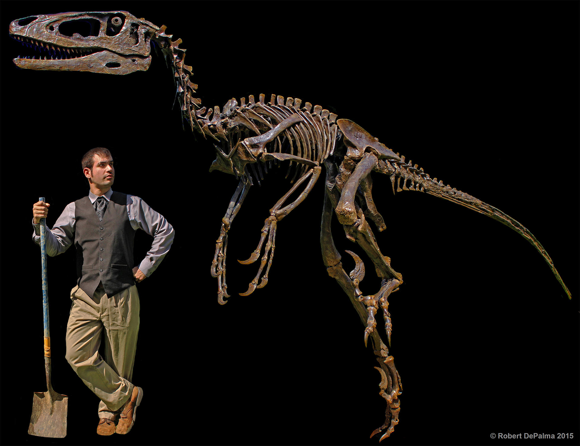 Meet Dakotaraptor, The Terrifying New Dinosaur KU