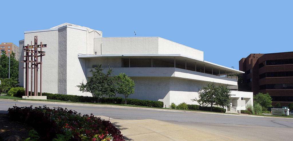 7 frank lloyd wright buildings in kansas and missouri kcur for Create modern home decor kansas city