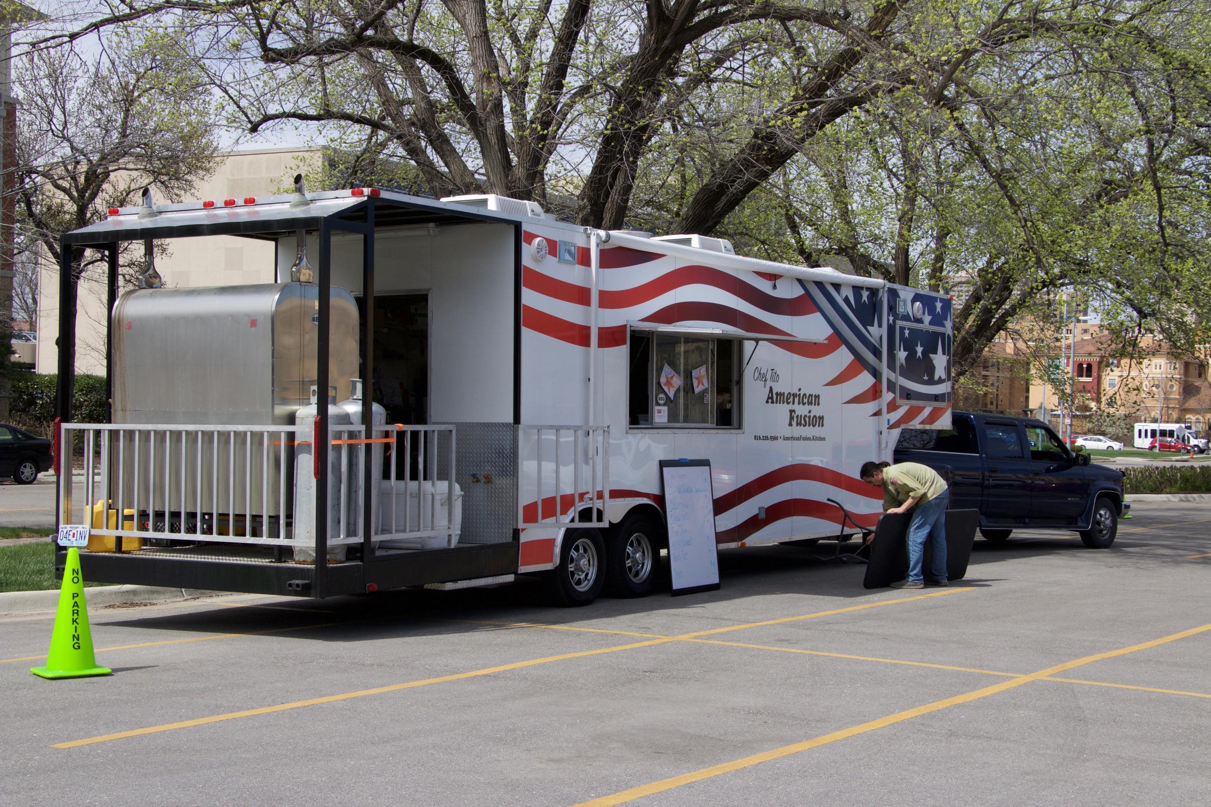 Kansas City Food Truck Event