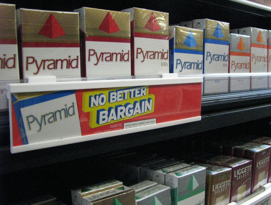 How much does 1 pack of cigarettes Marlboro cost in Wyoming