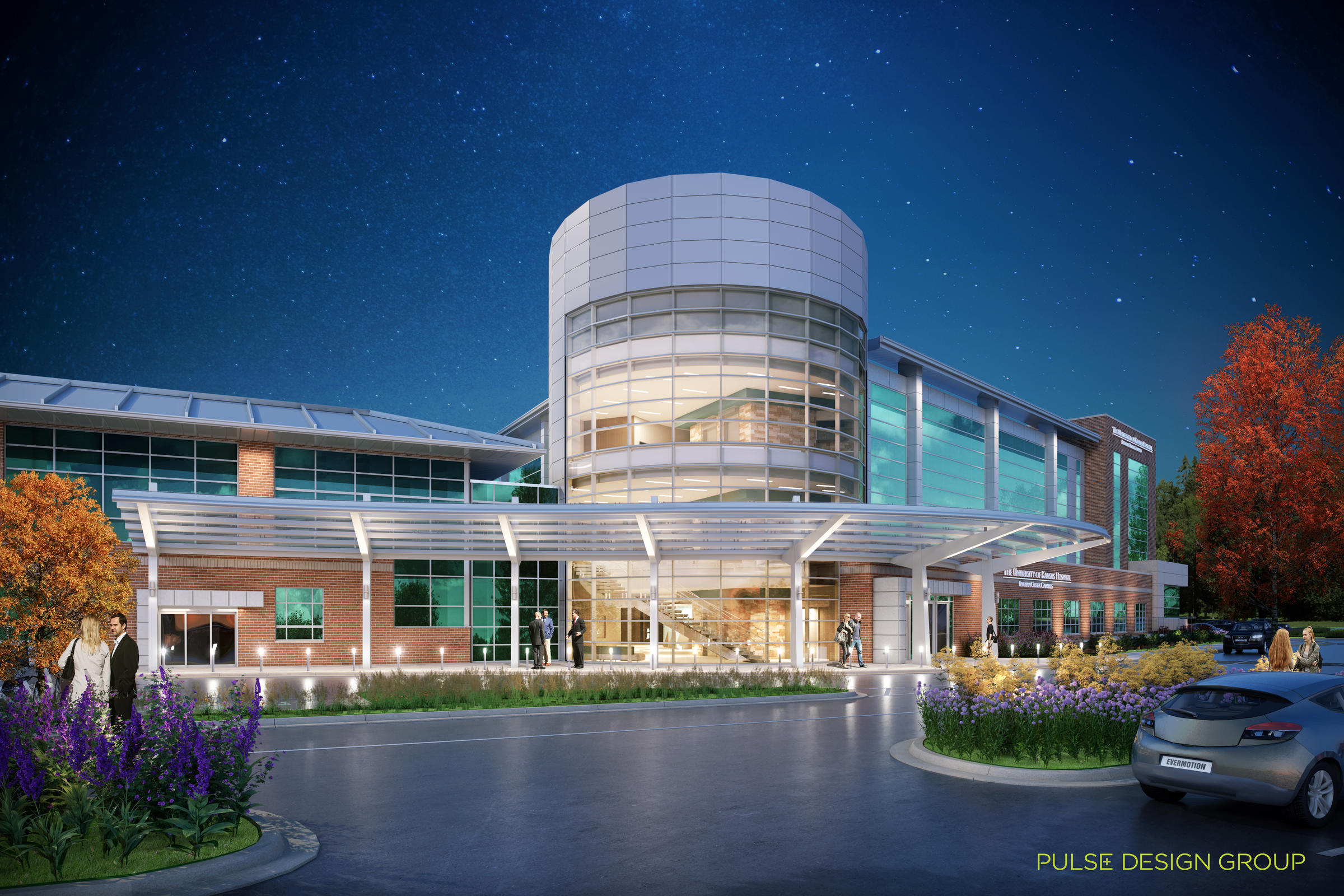 KU Hospital To Break Ground On New Overland Park Building | KCUR
