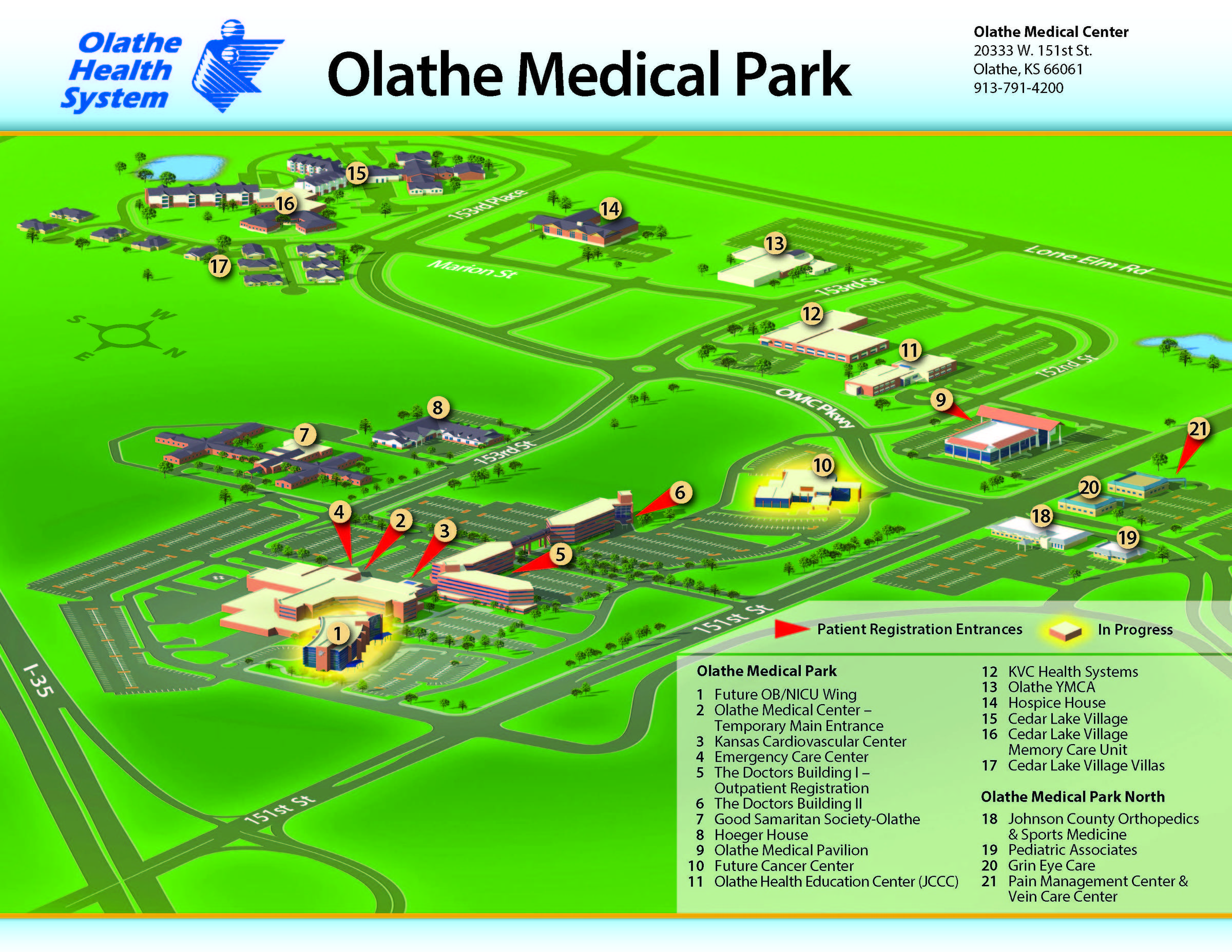 Olathe Medical Center Breaks Ground On $25M Cancer Center  of American medical services kansas