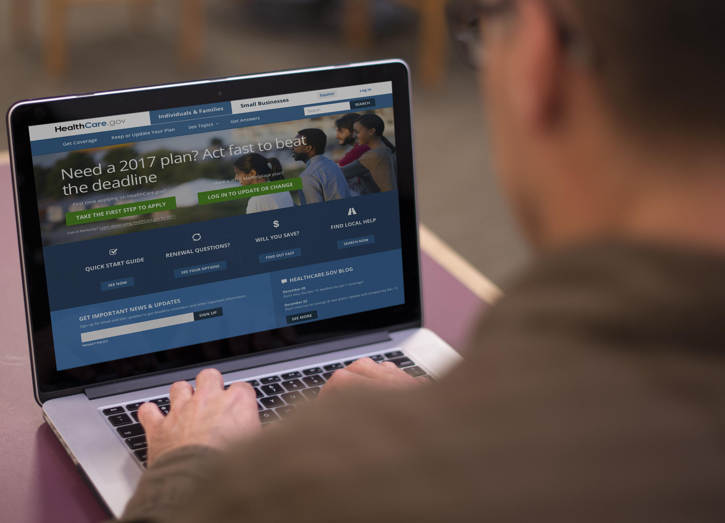 Last day of Obamacare open enrollment sets record in NY