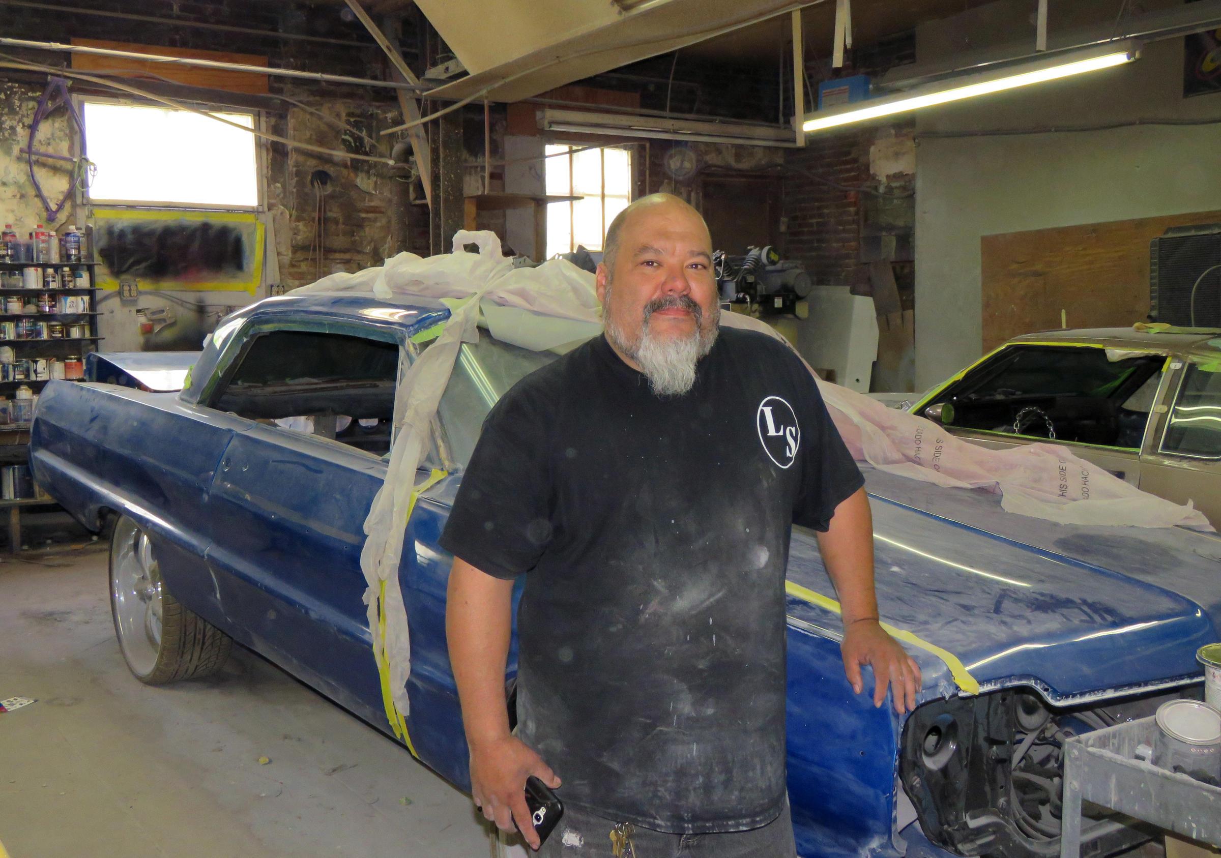 Tim Lona Is A Third Generation Mechanic In Kansas City Missouri