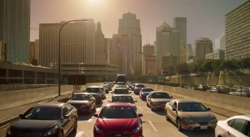 Hyundai Uses Downtown Kansas City Skyline In Commercial — Sort Of