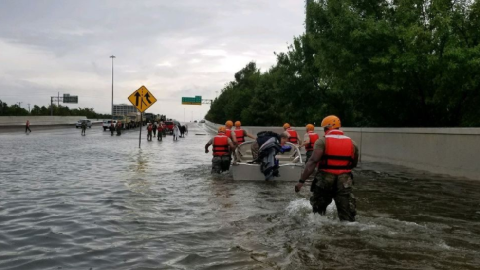 Jacksonville, here's how you can help Harvey victims