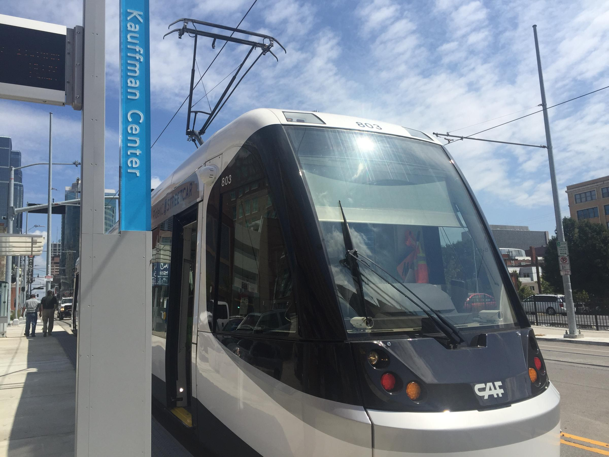 Kansas City Streetcar Authority Details Proposed Stops On Extended