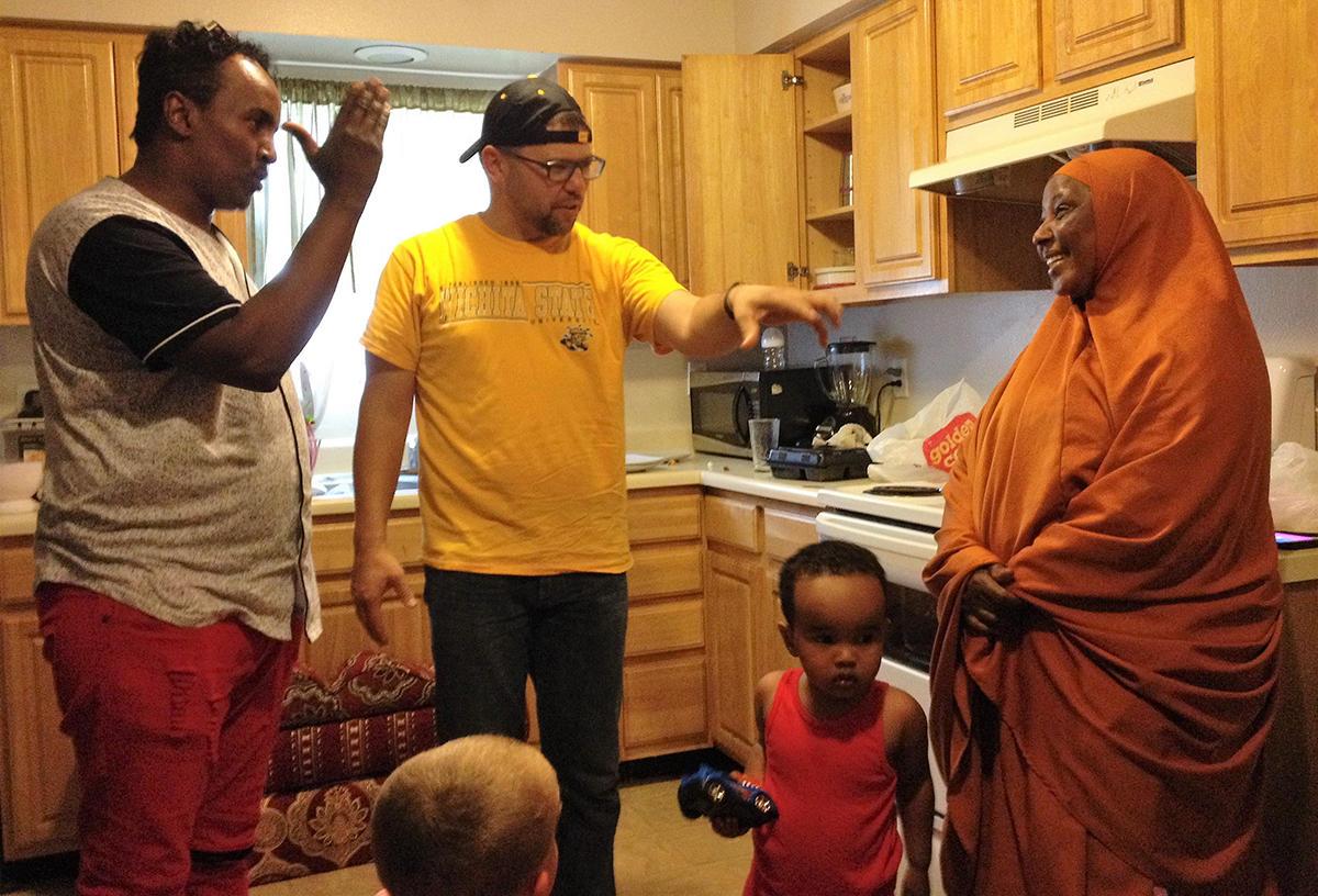 Southwest Kansas Dinner Exchange Aims To Bridge Cultural Gaps | KCUR