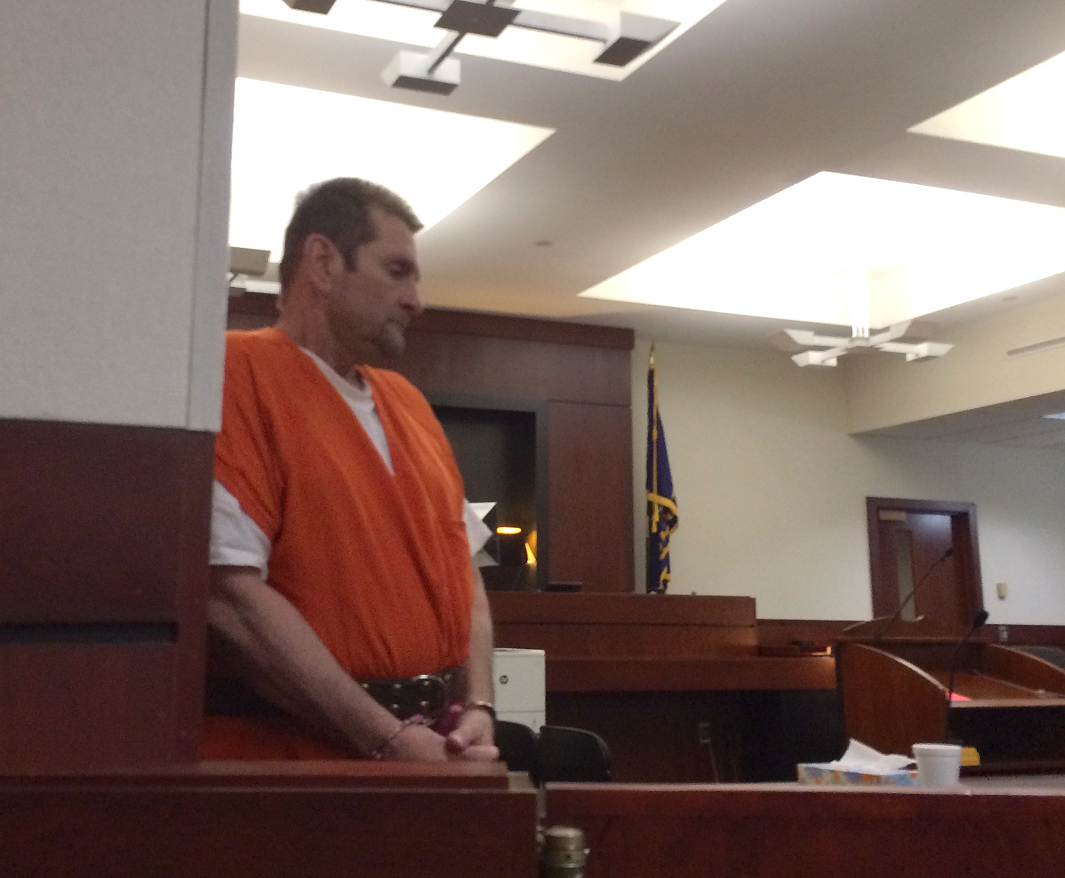 Adam Purinton appeared in the Johnson County District Court on Tuesday where he pleaded guilty for murder and attempted murder